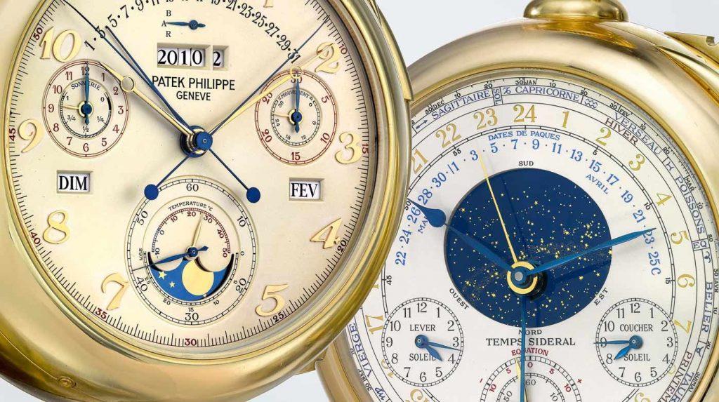 0c2589b2 Самые сложные часы Patek Philippe из созданных когда-либо. Так мануфактура  Patek Philippe отметила свое 150-летие. Более девяти лет было потрачено на  ...