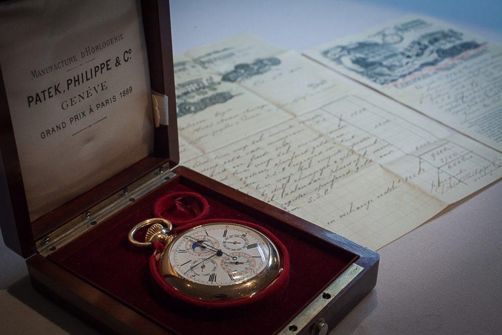 093a16b4 В далеком 1898 году мануфактура Patek Philippe выпустила невероятно сложные  и элегантные карманные часы. Модель была продана в 1900 году за  внушительную ...